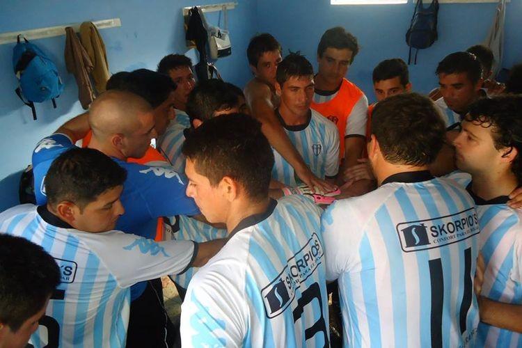 El Club Social y Deportivo Argentino buscará extender su gran momento esta noche en San Agustín. Foto: CSYDA
