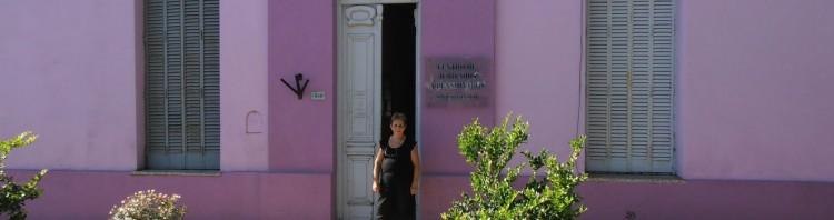 Juana Grill, presidenta del Centro de Jubilados, aseguró que los festejos por el 21 aniversario incluirán la inauguración del nuevo salón social. Foto: El Cronista de Las Colonias