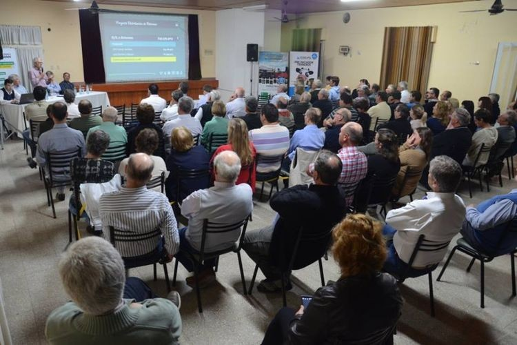 El ciclo de preasambleas había comenzado la semana pasada con encuentros en Sa Pereira y Emilia, y continuará en las próximas semanas con jornadas en Rafaela y Santo Domingo.