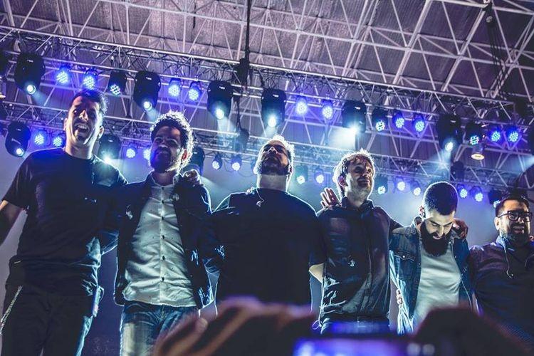 La celebración concluyó con los shows musicales del Grupo Senderos y Los Huayras. Foto: Gentileza Producción