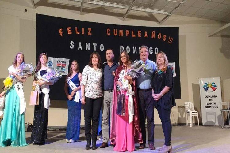 Para recordar ese histórico acontecimiento de 1891, este fin de semana autoridades comunales, vecinos y el Vicegobernador Carlos Fascendini formaron parte de los festejos por un nuevo aniversario de la localidad. Foto: Gobierno