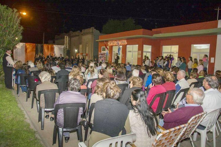 Vale destacar que el Centro Cultural Comunal tiene más de 20 años de existencia, pero fue tomando impulso con el paso de los años. Foto: Comuna de Sarmiento