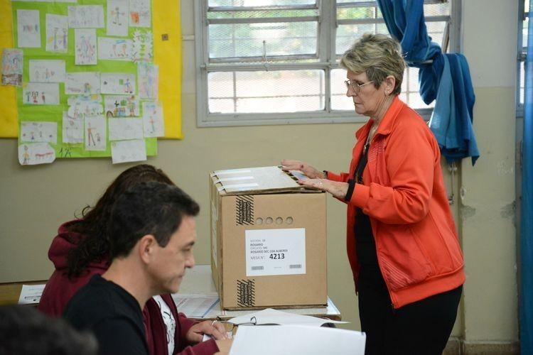 Oficializaron boletas para las elecciones generales La justicia Electoral hizo oficial las boletas que tendrán lugar en los comicios definitivos el próximo 22 de octubre. Foto: Archivo