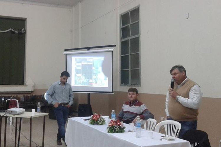 Sobre este tema el presidente comunal de Nuevo Torino, Juan Carlos Imsteyf, señaló que se una vez culminando el proyecto se lo presentó a la comunidad, para ver que grado de aceptación tiene. Foto: Archivo