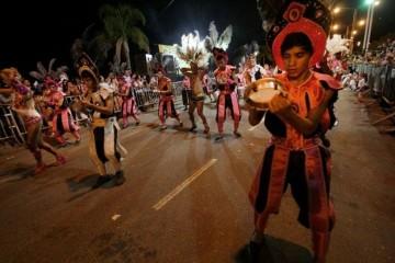 La actividad continuará el próximo sábado 27, con la presentación de las comparsas Colorama de la localidad de Angélica y Fantasma de carnaval de la ciudad de Rincón. Los visitantes además podrán apreciar el show en vivo deGrupo Alegría y The 33. foto: Archivo
