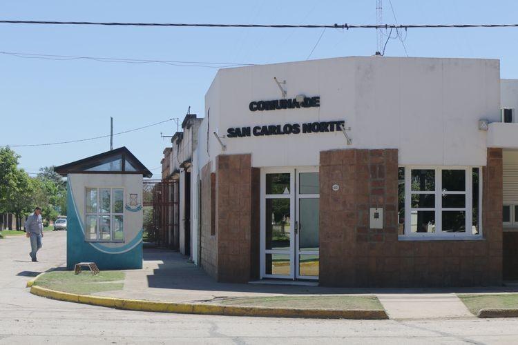 El nuevo titular de la comuna de San Carlos Norte, adelantó que es muy duro recomponer todo desde cero y con nulos recursos. Foto: Archivo