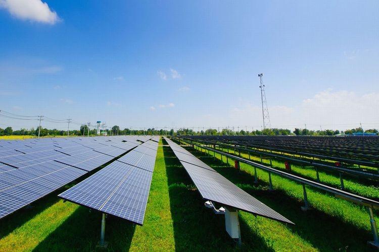 Una vez finalizada la ejecución del proyecto, el sistema podrá comenzar a operar en la generación fotovoltaica volcando energía a la Red Interconectada Nacional, sustituyendo generaciones contaminantes y aumentando el caudal energético en base a una fuente renovable e inagotable como es el sol. Foto: Agencia