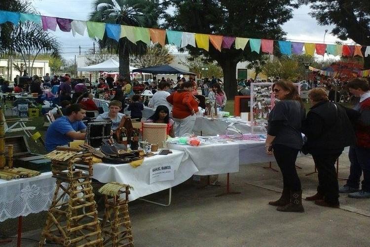Para el evento estaban confirmados más de 120 artesanos de 33 localidades de las provincias de Santa Fe, Buenos Aires, Entre Ríos y Córdoba. Foto: Archivo