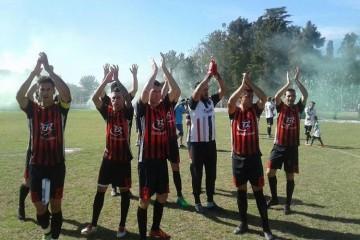 El último campeón AD. Juventud enfrentará a Atlético Pilar. Foto: Agencia