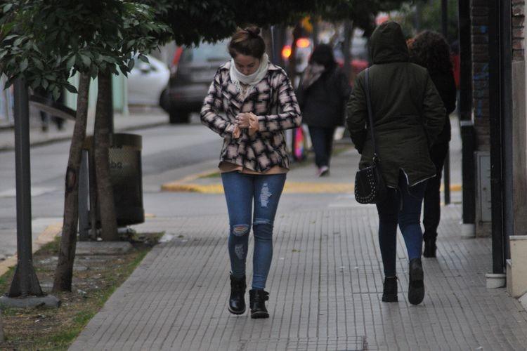El domingo se espera que las condiciones se mantengan similares, pero con un nuevo e importante descenso de las marcas térmicas. Foto: El Litoral