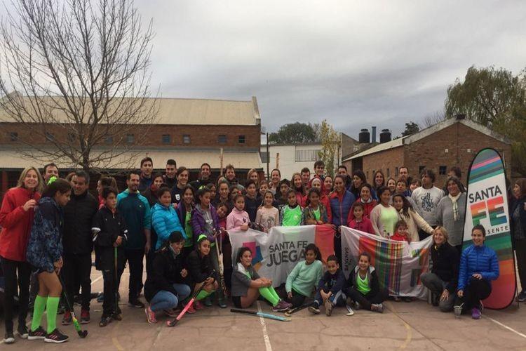 En la actualidad, el programa funciona en la ciudad de Esperanza y San Carlos Centro, entre otras 48 localidades de la provincia. Foto: Gobierno de Santa Fe