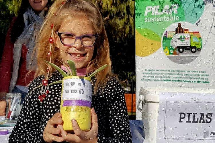 """Vale destacar que en junio de este año, en el marco del mes del Ambiente se desarrolló la 1ra. Campaña """"Pilar Sustentable"""". Foto: Archivo"""