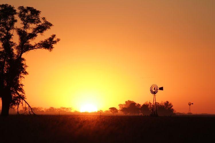 El jueves, se mantendrán las condiciones de tiempo estable, con escasa cobertura nubosa. El viento comenzará a establecerse del sector norte, lo que permitirá un paulatino incremento de las marcas térmicas. Foto: Archivo