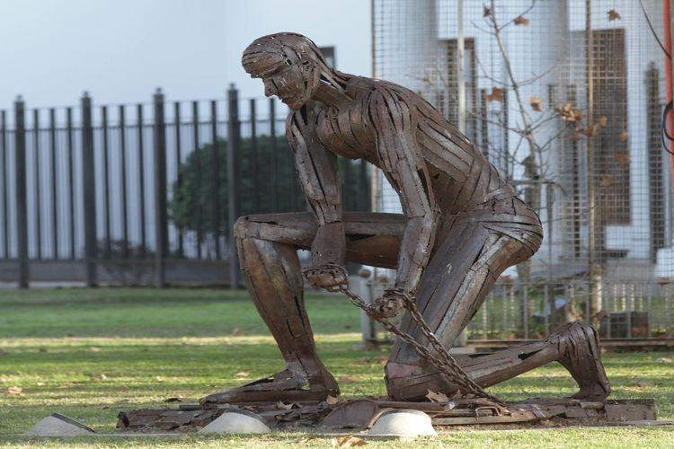 """En esta oportunidad las esculturas serán realizadas en hierro y la temática elegida será: """"Humboldt, Jardín de la Provincia… en el año de su Sesquicentenario"""". Foto: Archivo"""