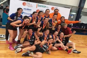 En su primer encuentro de la segunda etapa Alma Juniors venció a Sportivo Rojas por 52 a 18 el sábado clasificando a semifinales. Foto: ALma Juniors