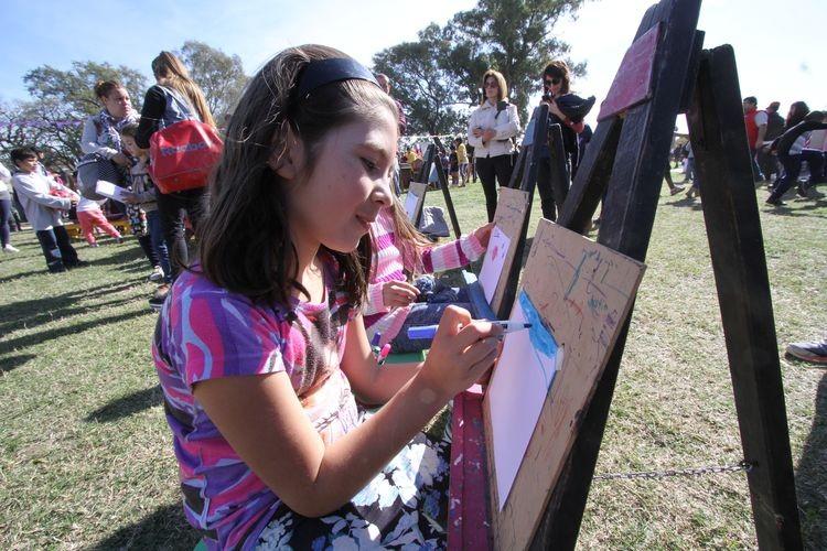 El evento organizado por la comuna de Progreso, se desarrollará en la Plaza Los Colonizadores. Foto: Archivo