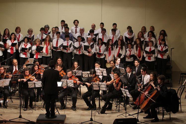 2do  Encuentro de Coros en Felicia   El Cronista de Las Colonias