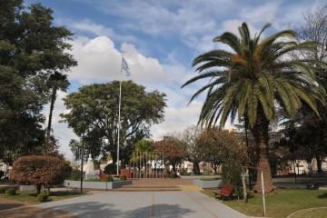 Una de las opciones más elegidas por su estratégica ubicación es Franck, situado a tan sólo 25 kilómetros de la ciudad de Santa Fe y a unos 14 de Esperanza, ciudad cabecera del departamento Las Colonias. Foto: Archivo