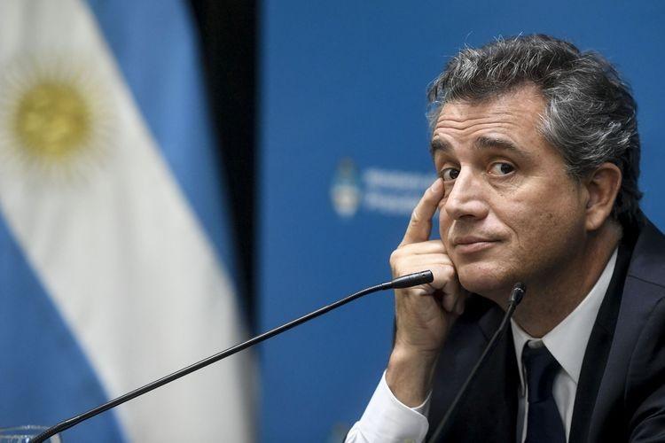 """Por otra parte Etchevehere se defendió de las versiones de renuncia: """"Estamos focalizados en la gestión"""". Foto: Agencia"""