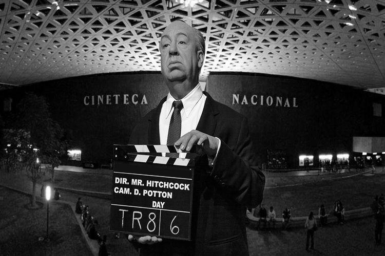"""Esa relación entre ambos artistas ha producido uno de los libros imprescindibles para quien se interese en el cine: """"El cine según Hitchcock"""", de François Truffaut. En el ciclo se verán, además, films de Hitchcock y un film de Truffaut. Foto: Agencia"""