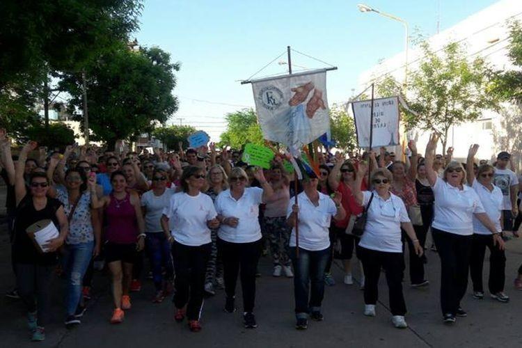 En 2017 el  municipio sancarlino entregó más de 120 mil pesos a la Fundación Santafesina Virgen del Luján. Foto: Archivo