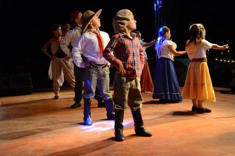 El 1er. Encuentro de Danzas Folklóricas se llevará a cabo este domingo en el Centro Cultural Pedro Bovó, a partir de las 20.30 horas. Foto: Comuna