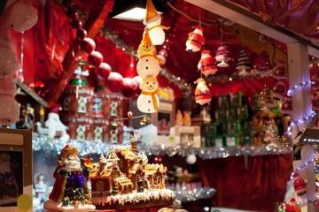 La jornada comenzará desde las 19 horas, en la plaza de la localidad, donde se podrá visitar el mercadillo navideño -a cargo de la Unión Alemana de Humboldt-, juegos y talleres para los más chicos y un paso de artesanías de navidad. Foto: Agencia