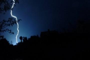 Por último el fin de semana se espera que las lluvias y tormentas comenzarán a desplazarse hacia el norte, con fenómenos de moderada a fuerte intensidad, pero perdiendo fuerza a medida que transcurra el fin de semana. Foto: Agencia