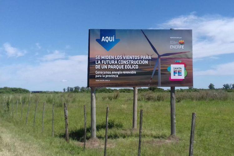 El presidente de Enerfe, Mauricio Colombo, expresó que los resultados obtenidos en estos 180 días fueron más que satisfactorios. Foto: ENERFE
