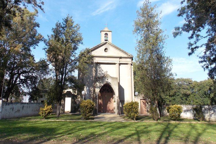 A partir de las 18.30 horas se llevará a cabo la procesión y la santa misa en honor a Santa Matilde, en la histórica parroquia de Plaza Matilde. Foto: Archivo
