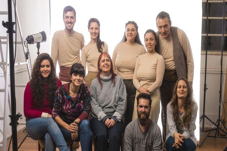 La Biunda, del Grupo Las Carlinas, cuenta con el apoyo del Instituto Nacional del Teatro y del Programa Escena Santafesina 2018 del Ministerio de Innovación y Cultura de la Provincia de Santa Fe. Foto: Agencia